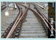 transit rail applications